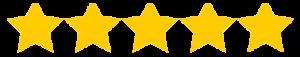 5 stars Recensioni
